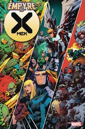 EMPYRE X-MEN #3 (OF 4) [(W) Ed Brisson & Various (CA) Eduard Petrovich]