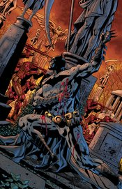 BATMANS GRAVE #9 (OF 12) [(W) Warren Ellis (A) Bryan Hitch, Kevin Nowland]
