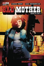 BAD MOTHER #1 CVR A (MR) [(W) Christa Faust (A/CA) Mike Deodato]