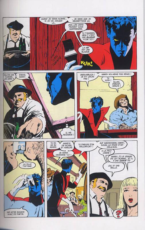 X-MEN: VIGNETTES VOL 1 [Chris Claremont & John Bolton]