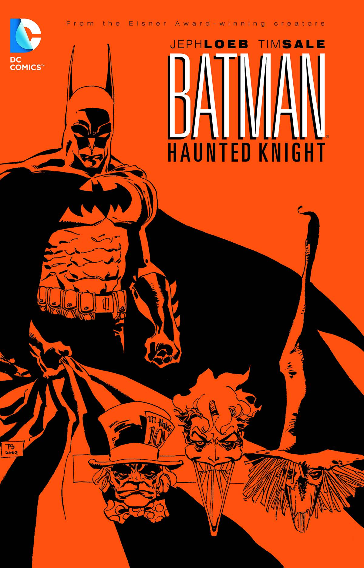 BATMAN: HAUNTED KNIGHT [by Jeph Loeb & Tim Sale]